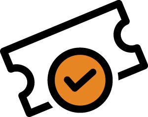 Kogo Ticket Icon